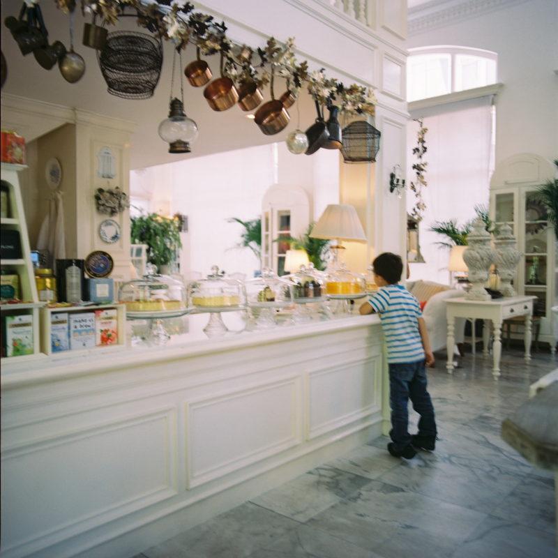 バンコク カフェ cafe in bangkok