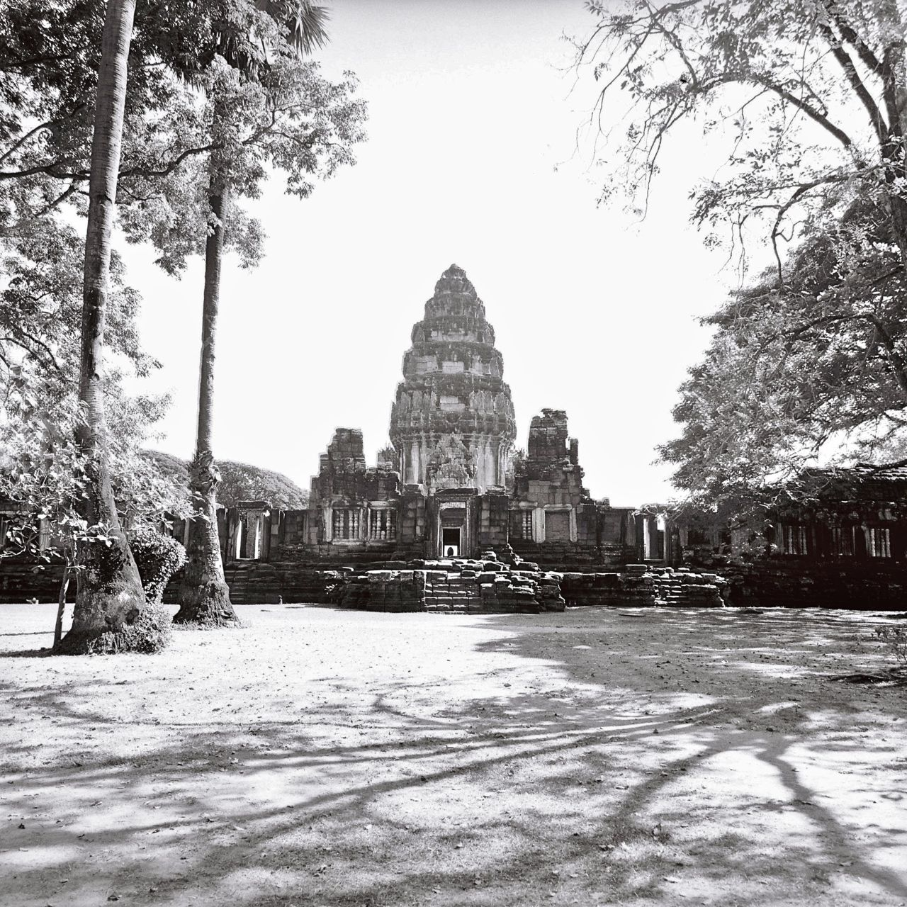 Prasat Hin Phimai 去年行ったピマーイ遺跡。