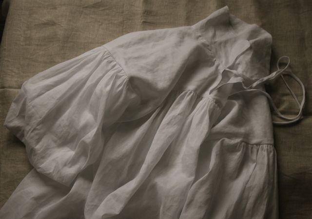 linen blouse リネンブラウス