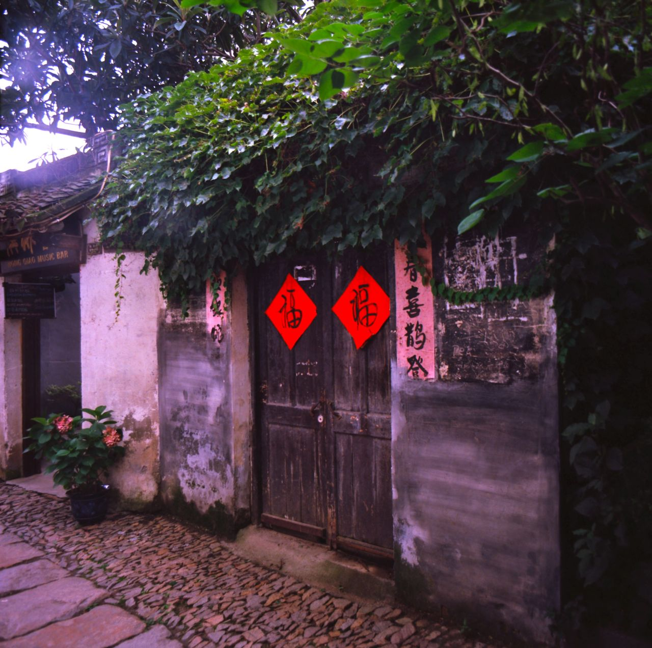 用直 / Luzhi, China, July 2014
