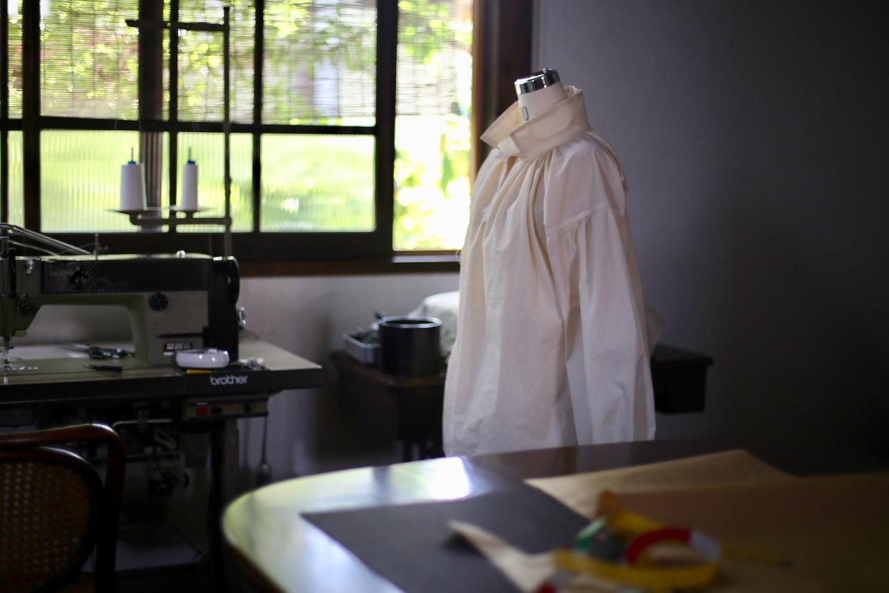 縫い物の一週間