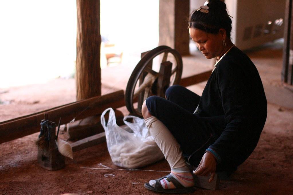 レンテン族の村へ (その2)
