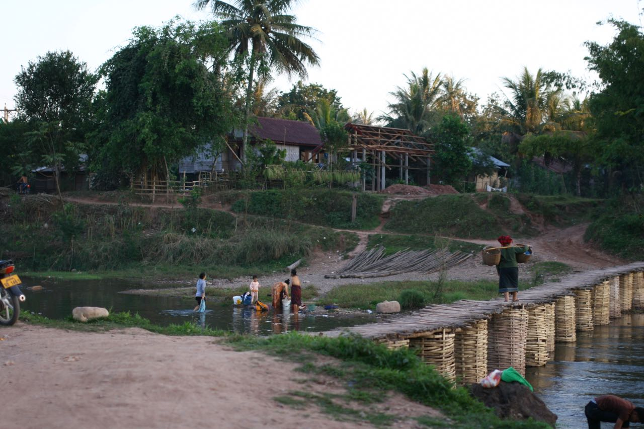 レンテン族の村(おわり)