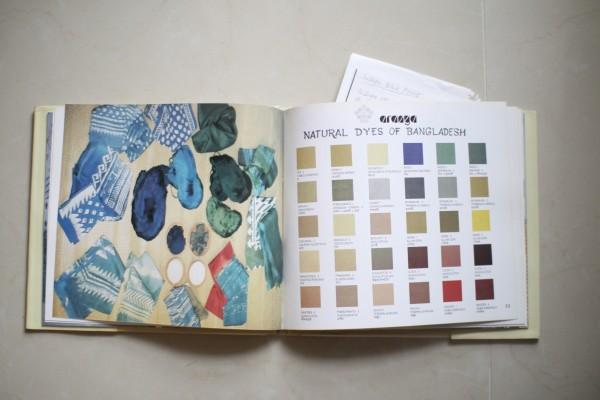 natural dye of bangladesh - 1